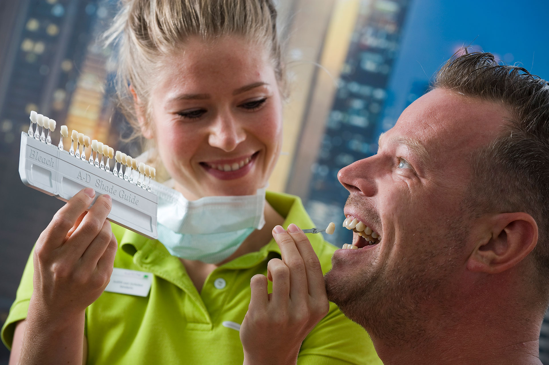 Care for Dental – nieuwe website